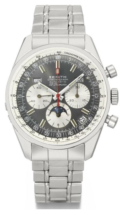Zenith El Primero 410 - Historic 1970 Watch