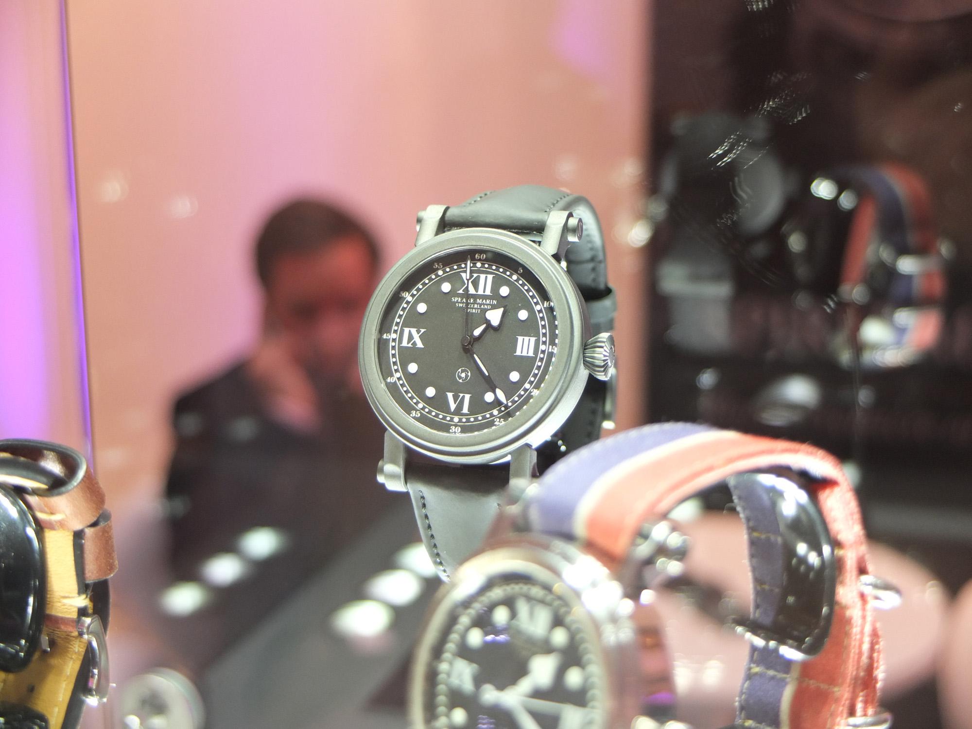 My dream watch! Peter Speake-Marin's Spirit