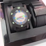 The funky OceanArk diving watch