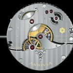AkriviA Tourbillon Monopusher Chronograph - Movement