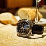 AkriviA Tourbillon Monopusher Chronograph