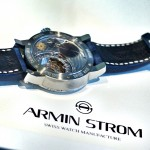 Armin Strom Manual - Caseback