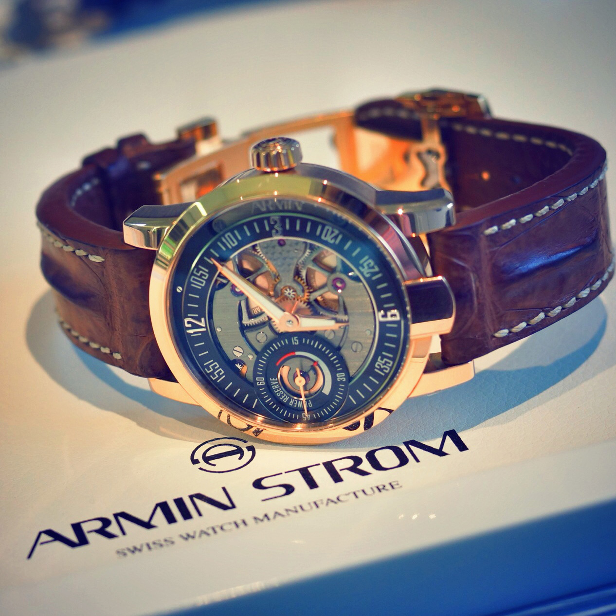 Armin Strom One Week