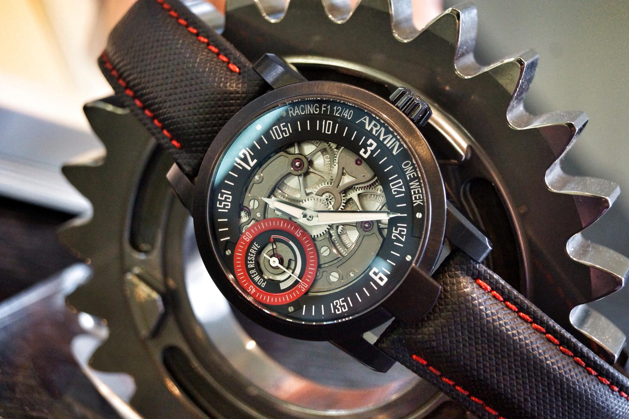 Armin Strom Racing