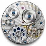 Arnold & Son HM Perpetual Moon - Movement