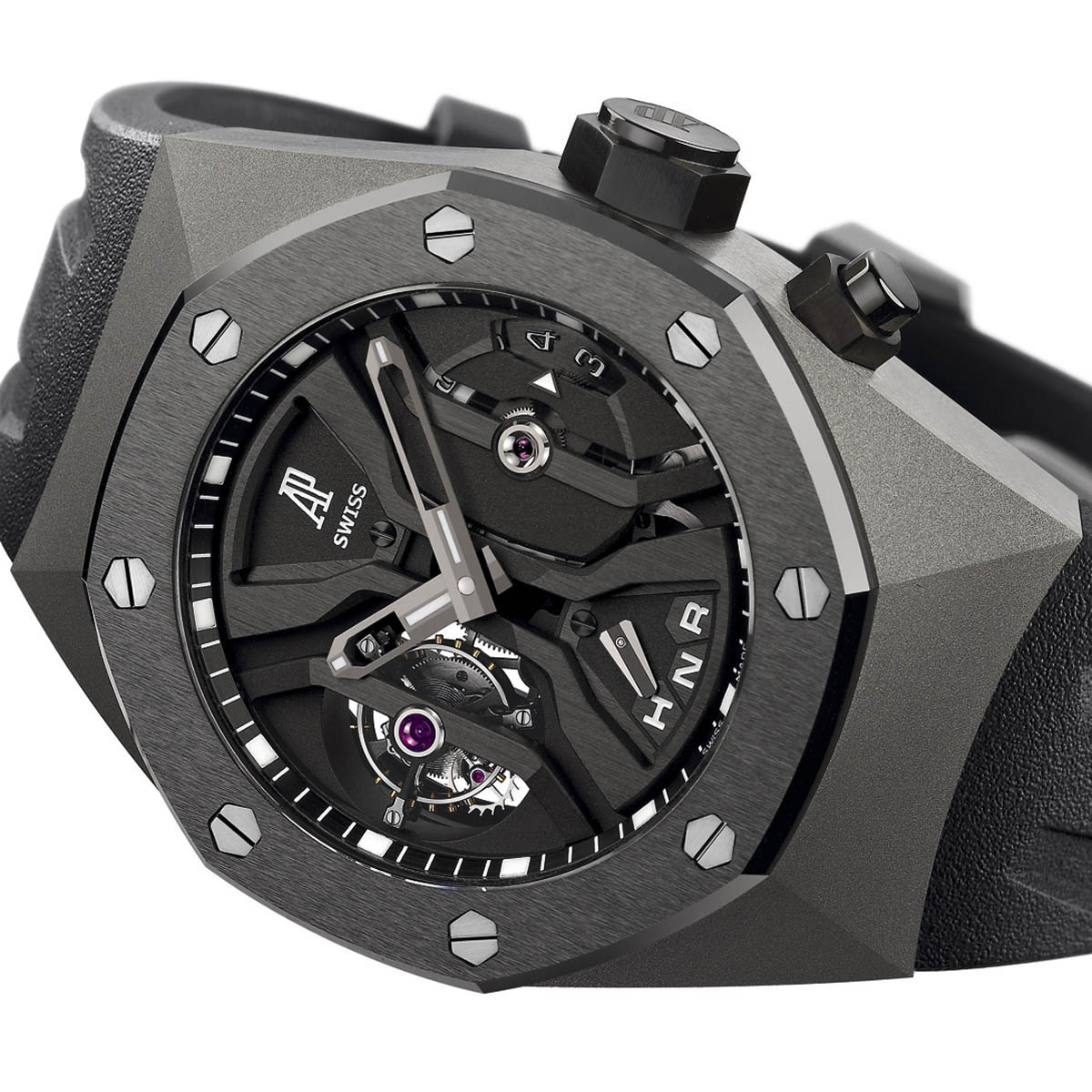 Audemars Piguet Royal Oak Concept GMT Tourbillon (2011)