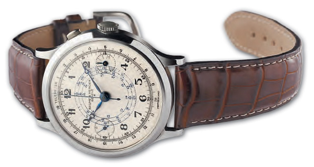 Baume & Mercier - Early Chronograph from 1948