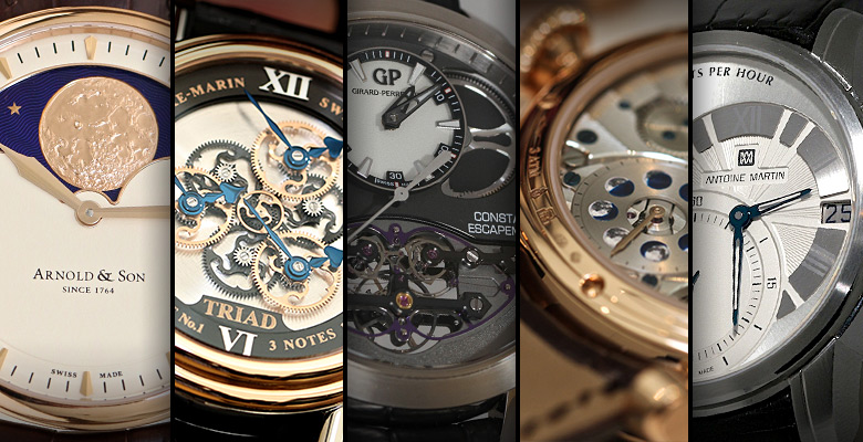Best Watches of 2013 by Amr Sindi