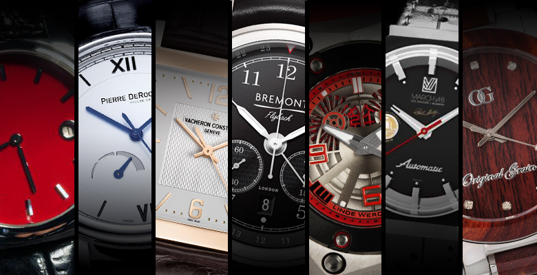 Best Watches of 2013 by Michael Weare