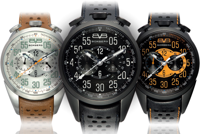 Bomberg 1968 - Collection