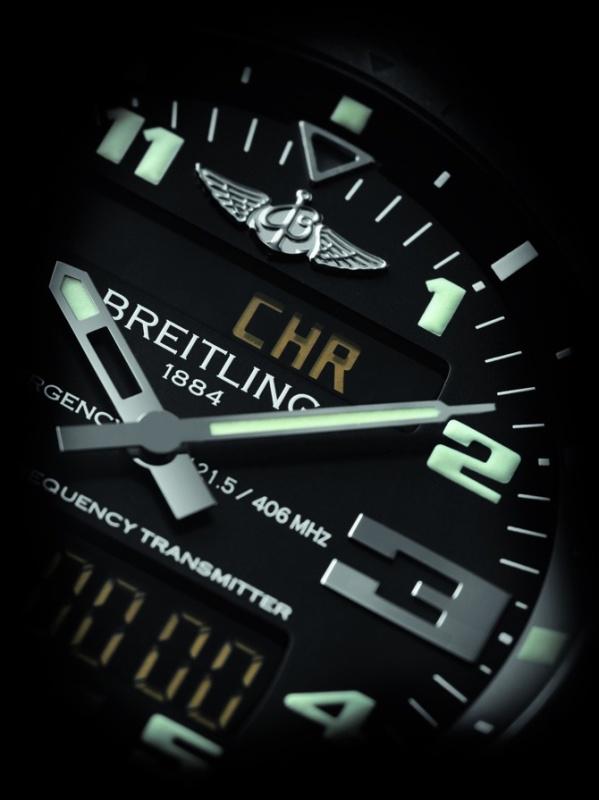 Breiling Emergency II - Dial