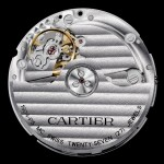 Calibre de Cartier Diver - Movement