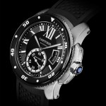 Calibre de Cartier Diver - Sideview