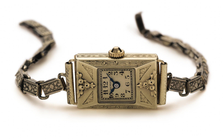 Carl F. Bucherer - Early Art Deco Piece