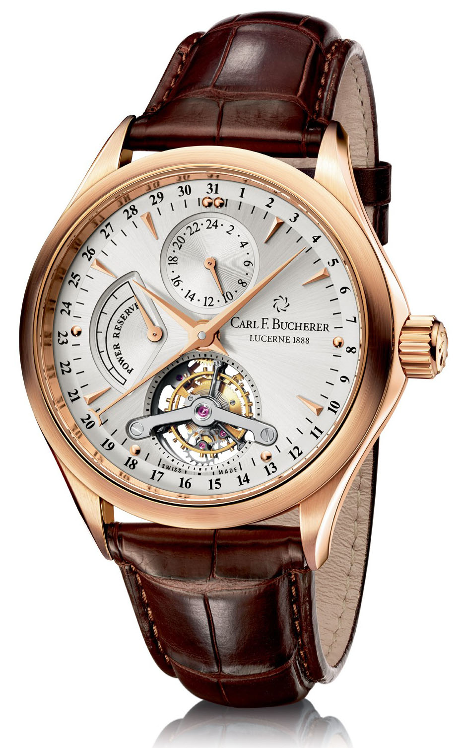 Carl F. Bucherer Manero Tourbillon - Limited Edition