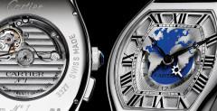 Cartier Tortue Worldtime