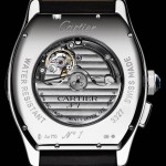 Cartier Tortue Worldtime - White Gold (Caseback)