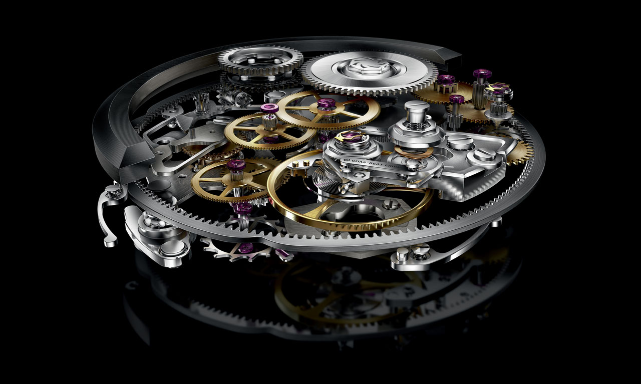 Carl F. Bucherer A1000 Movement