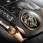 Christophe Claret X-TREM-1 - Rose Gold (Closeup)