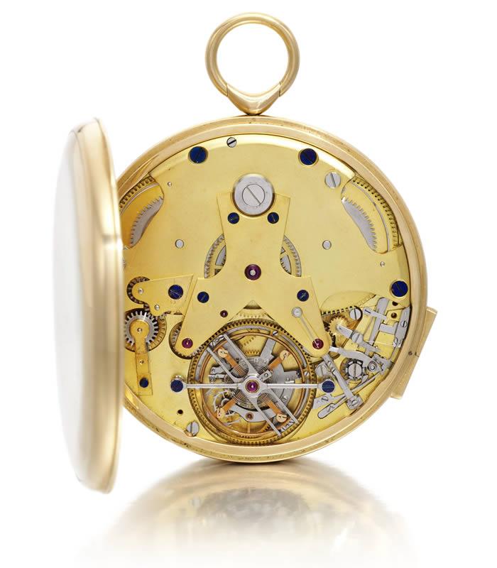 Four-Minute Tourbillon Watch - Open