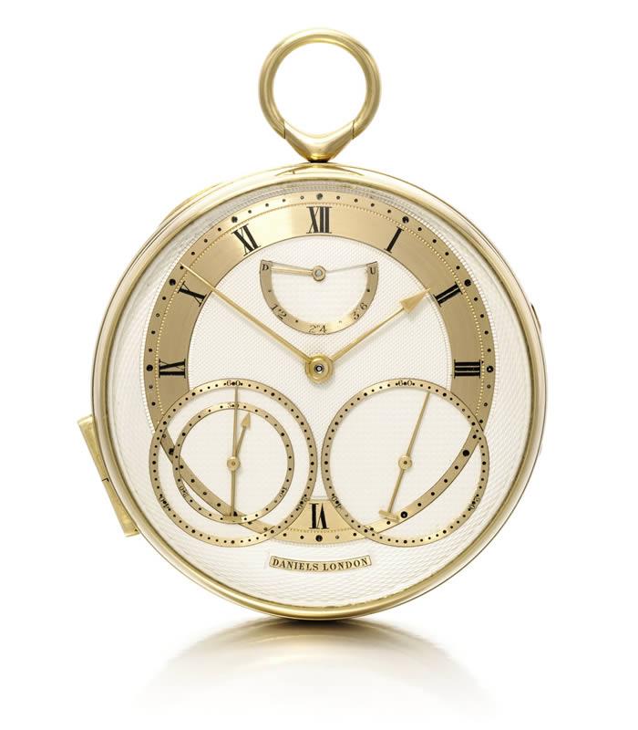 Four-Minute Tourbillon Watch