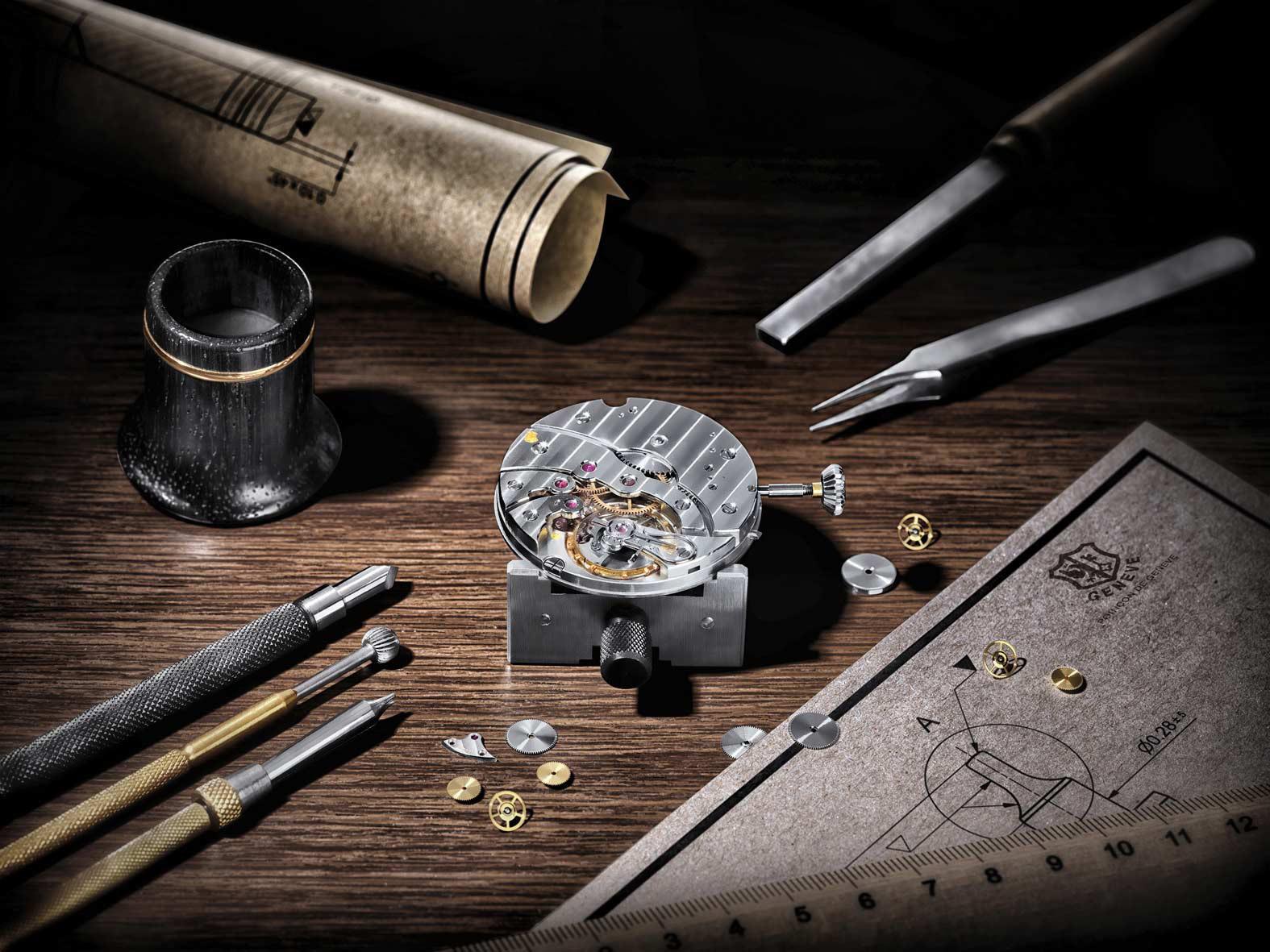 Geneva Seal - Craftmanship