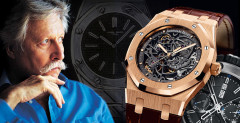 Gerald Genta Watch Designer