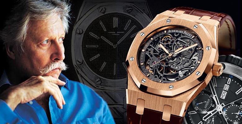 Gerald Genta Watch Designer