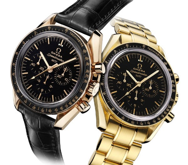 Omega Speedmaster - Gold Edition