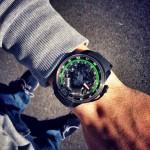 HYT H2 - Wristshot