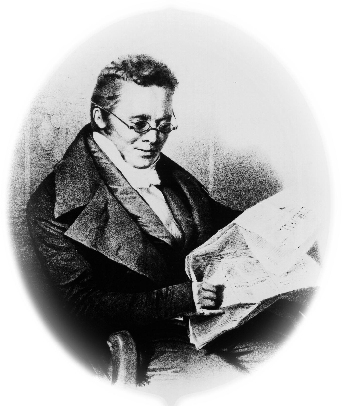 Portrait of Jean-François Bautte (1772-1837).