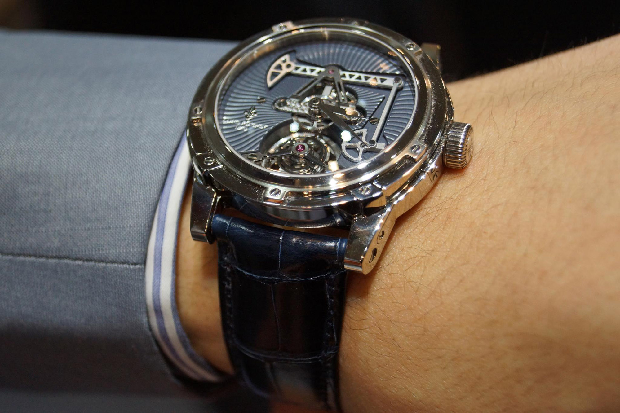 Eduard osipov 39 s personal best watches of 2013 dreamchrono for Louis moinet watch
