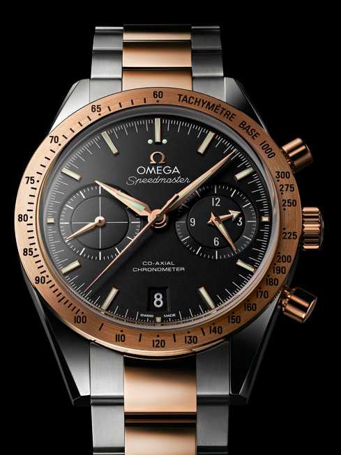 Omega Speedmaster 57 Co-Axial Chronograph - Dial