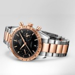Omega Speedmaster 57 Co-Axial Chronograph - Two Tone Rose Gold
