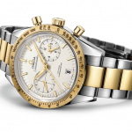 Omega Speedmaster 57 Co-Axial Chronograph - Two Tone Gold