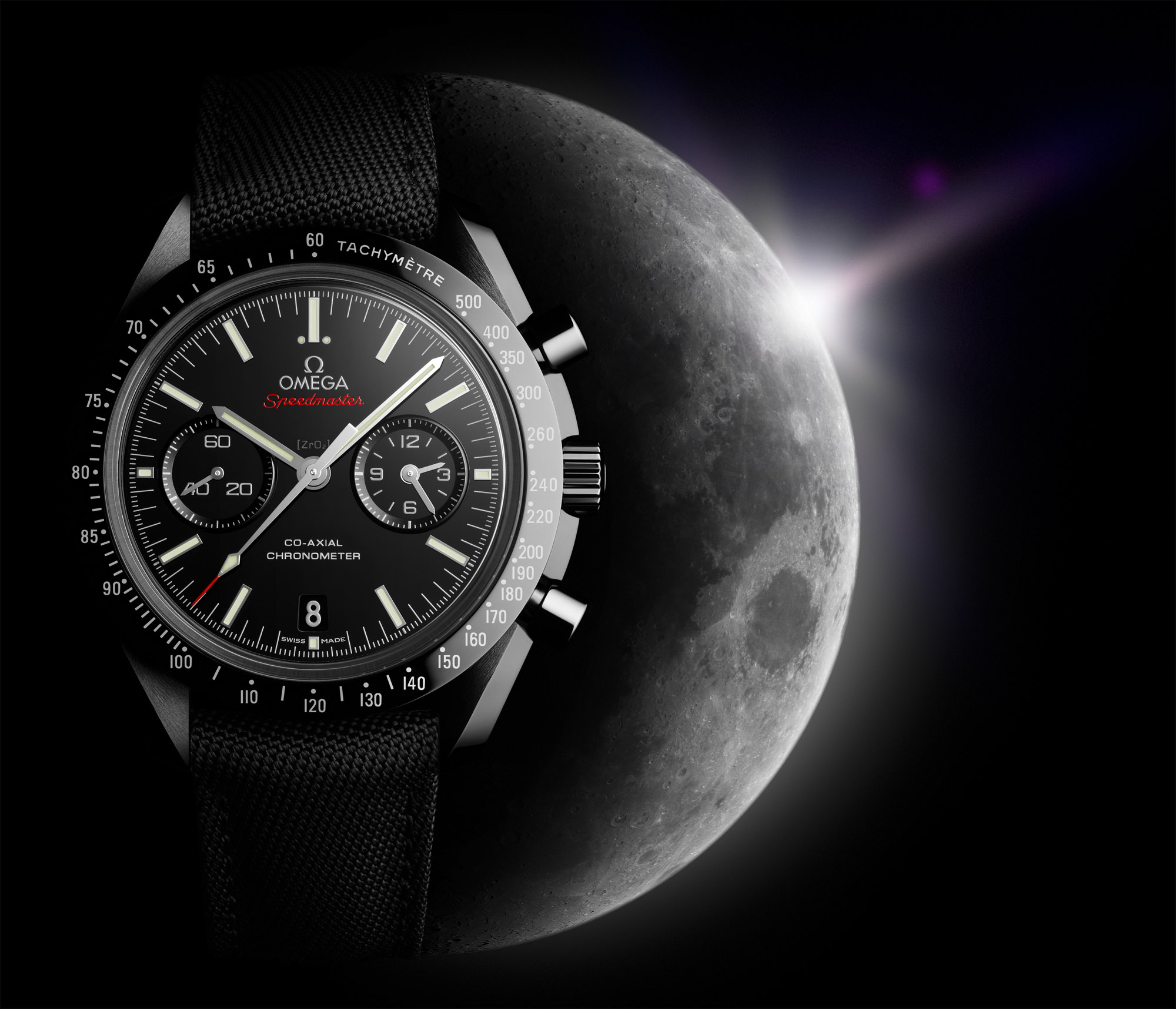 Omega Speedmaster - Dark Side of the Moon