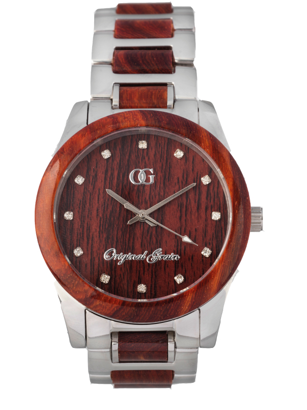 Original Grain Wooden Watch