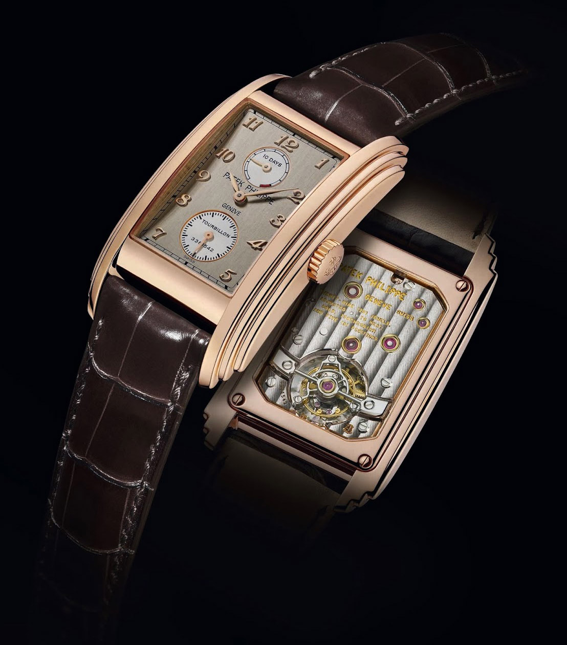 Patek Philippe 5101R (10 Days Tourbillon)