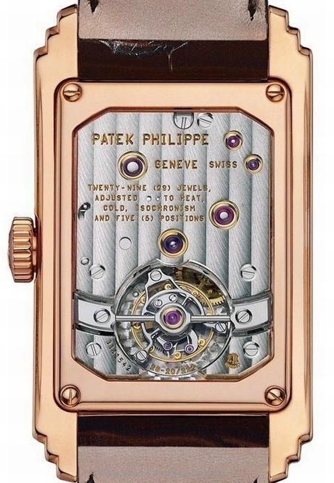 Patek Philippe 5101R - Caseback