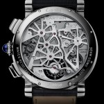 Rotonde de Cartier Earth & Moon - Caseback