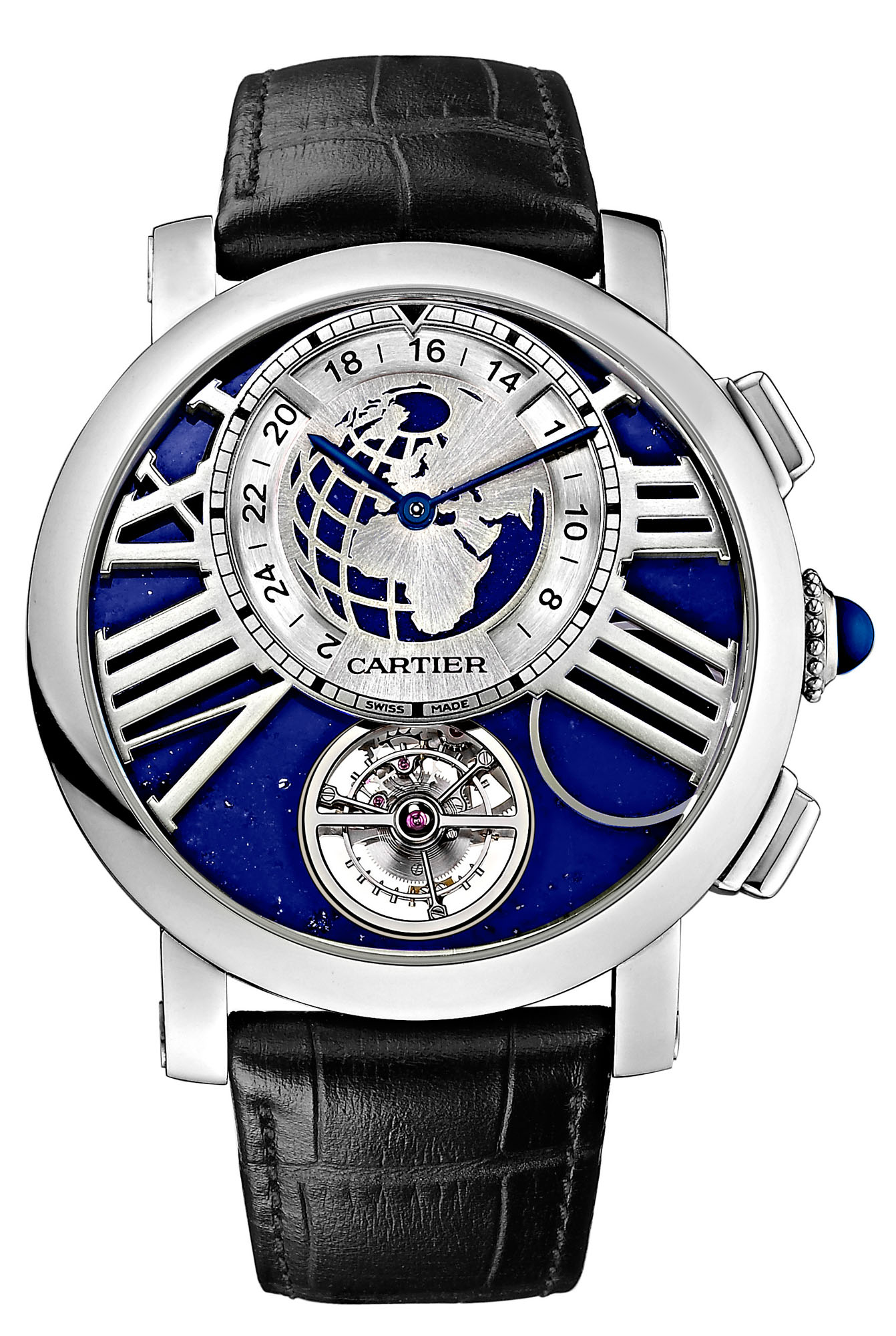 Rotonde de Cartier Earth & Moon