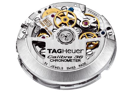 TAG Heuer Calibre 36