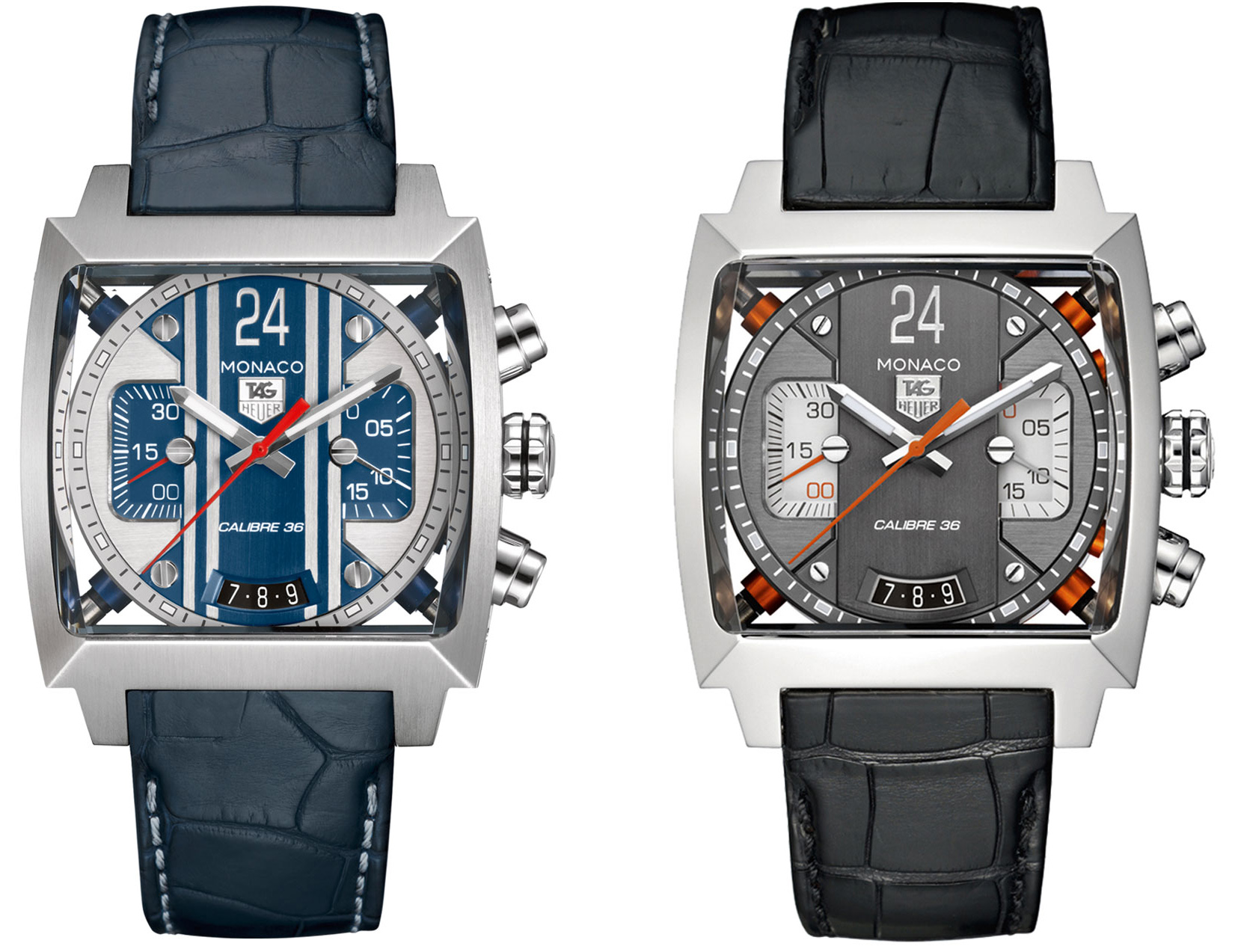 TAG Heuer Monaco Twenty Four - Calibre 36