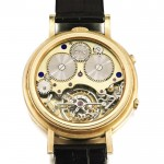 George Daniels - The Anniversary Watch - Caseback