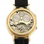George Daniels - The Anniversary Watch - Caseback