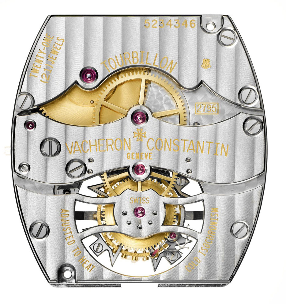 Vacheron Constantin Malte Tourbillon - Movement