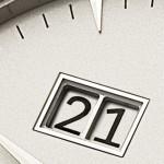 Zeitwinkel 273° - Dial (Date)