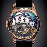 Zenith Academy Christophe Colomb Hurricane Grand Voyage - Caseback