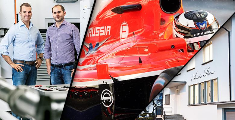 Armin Strom Interview