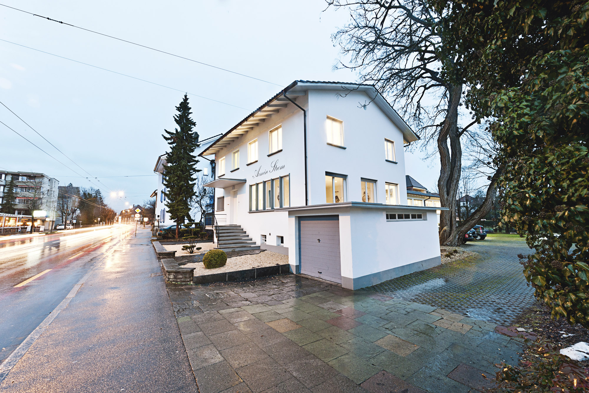Armin Strom Manufacture in Biel/Bienne